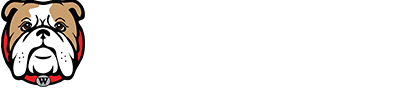 Washington Elementary Logo with Home of the Bulldogs