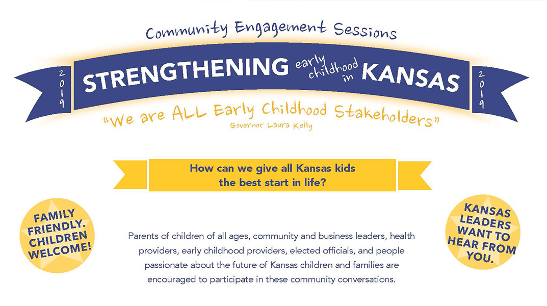 Community Engagement Session Flyer
