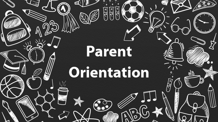 Parent Orientation